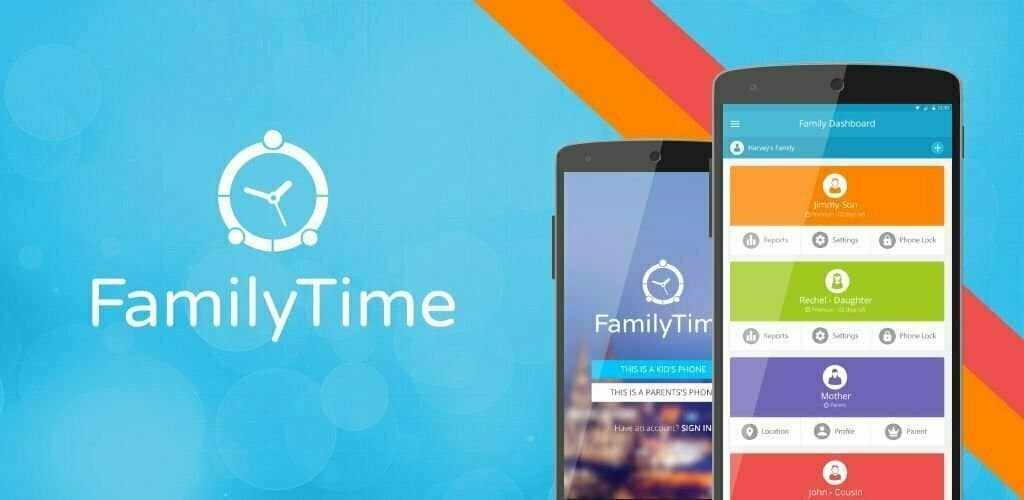 Family Time app: parental control for iPhone