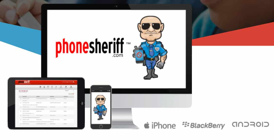 Phone Sheriff app