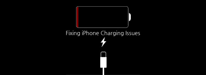 iPhone 6 stops charging!