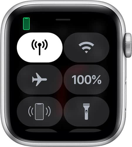 Apple watch bluetooth not working